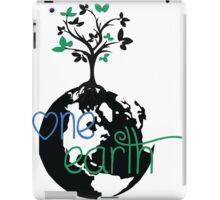 One Earth iPad Case/Skin