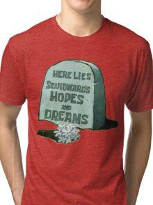 hopes and dreams Tri-blend T-Shirt