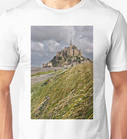 Le Mont St Michel Unisex T-Shirt