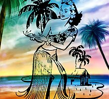 ISLAND GIRL 1 by Tammera