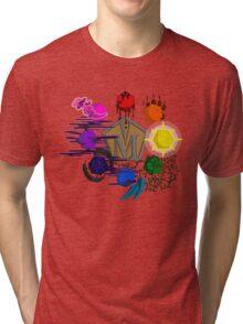 Vox Machina d20s Tri-blend T-Shirt