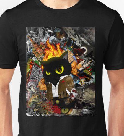 Cat Behemoth (Master & Margarita) Unisex T-Shirt