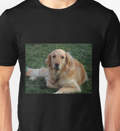 Gracie on Guard Unisex T-Shirt