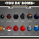 You Da' Bomb by Daniel McLaren
