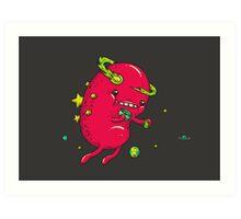 Eater of Worlds Art Print