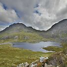 Snowdonia: Tryfan by Rob Parsons