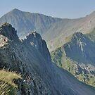 Snowdonia: Crib Goch by Rob Parsons