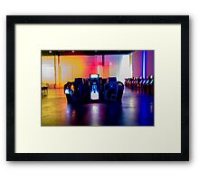 Essence of The Arcade Framed Print