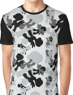 My Little Pony Cowboy Camo Patter Graphic T-Shirt