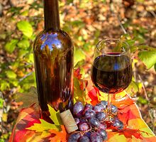 Autumn Wine by Jimmy Ostgard