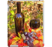 Autumn Wine iPad Case/Skin
