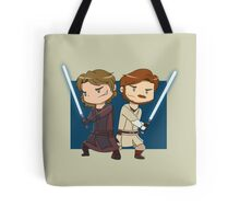 Master and Apprentice Tote Bag