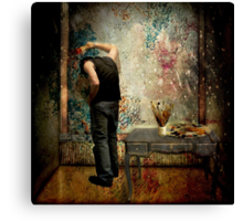 Human Of The Year Canvas Print