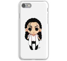 Black or White chibi. iPhone Case/Skin