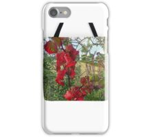 Tote Bag 23.........................Red Bramble Leaves iPhone Case/Skin
