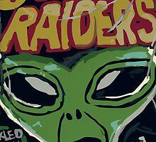 10p Crisps - Space Raiders by 10pcrisps