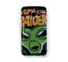 10p Crisps - Space Raiders Samsung Galaxy Case/Skin