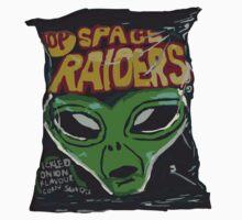 10p Crisps - Space Raiders Kids Clothes