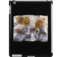 We are on the same page. iPad Case/Skin