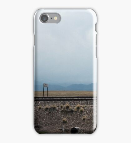 Owl Canyon iPhone Case/Skin