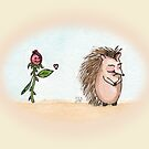 Miss Hedgehog's Rose by Amy-Elyse Neer