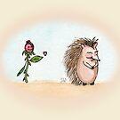 Miss Hedgehog's Rose by Amy-Elyse Neer
