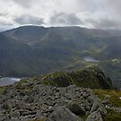 Snowdonia: View from Pen Yr Ole Wen by Rob Parsons
