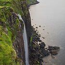Mealt Waterfall Kilt Rock Skye by tinnieopener