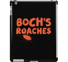 Boch's Roaches iPad Case/Skin
