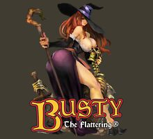 Busty the Flattering Unisex T-Shirt