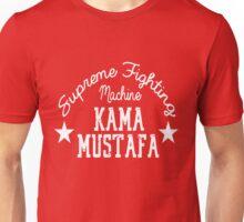 """""""Supreme Fighting Machine"""" Kama Mustafa Unisex T-Shirt"""