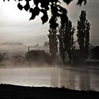 Spring Sun Rise at Lake Burley Griffin (Canberra/ACT/Australia) (4) by Wolf Sverak