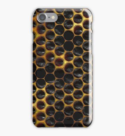 Honey Honeycomb Texture iPhone Case/Skin