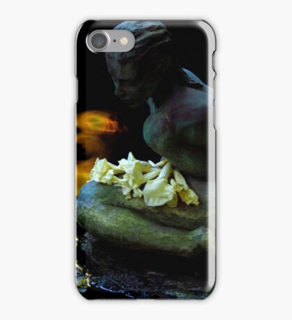 Beauty Of The Pond iPhone Case/Skin