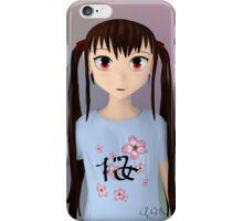 Yumi-Chan iPhone Case/Skin