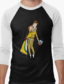 The Adventurer's Quest Men's Baseball ¾ T-Shirt