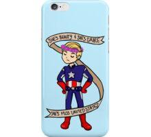 Ms. United States iPhone Case/Skin
