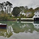 Cornwall: Helford Reflections by Rob Parsons