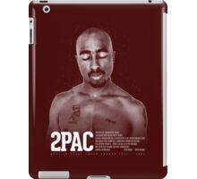 2PAC - DEAR MAMA iPad Case/Skin
