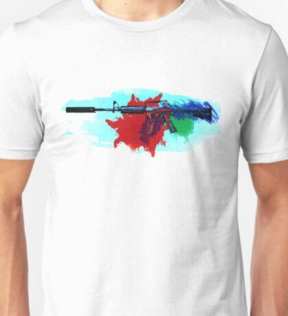 CSGO M4A1-S Hyper Beast  Unisex T-Shirt