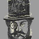 old man hatten by Jonah Block