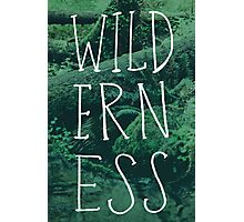 Wilderness Photographic Print