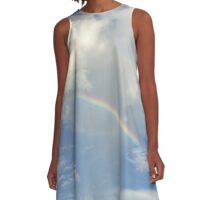 Your Own Little Rainbow A-Line Dress