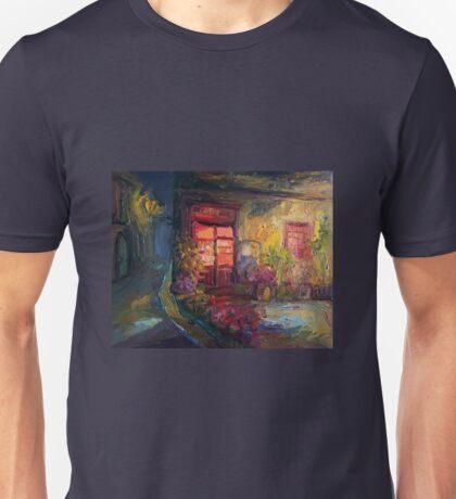 Cafe Camelot  Unisex T-Shirt