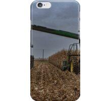 John Deere Combine iPhone Case/Skin