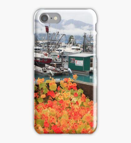 Flowers in Valdez iPhone Case/Skin