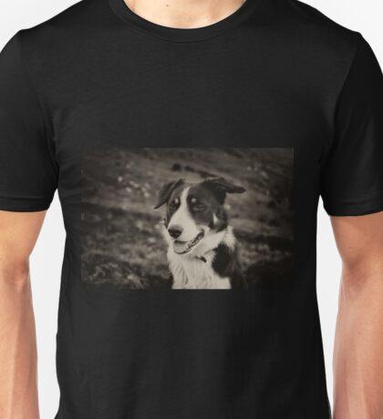 The world's friendliest sheep dog Unisex T-Shirt