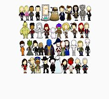 Doctor Who all together now T-Shirt