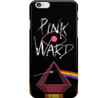 The Dark Side of the Brush -stressed- iPhone Case/Skin