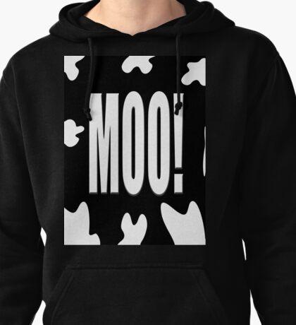 Moo! Pullover Hoodie